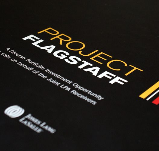 Investment Brochures - Project Flagstaff
